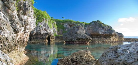 Niue family holiday