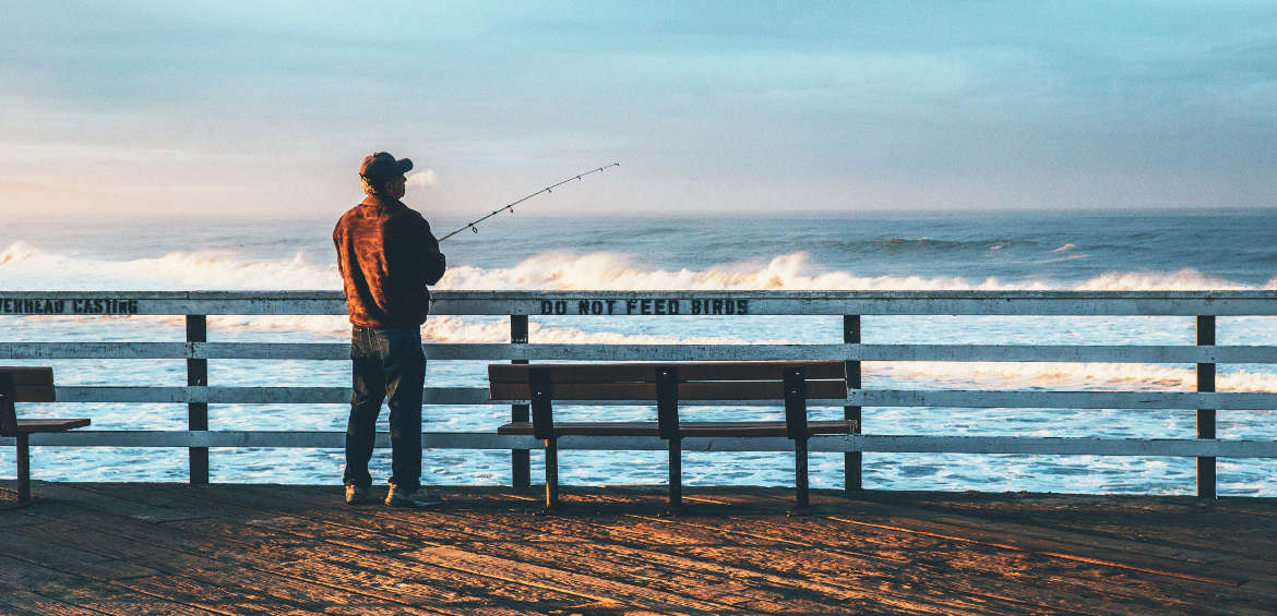 Best camping podcasts: fishing