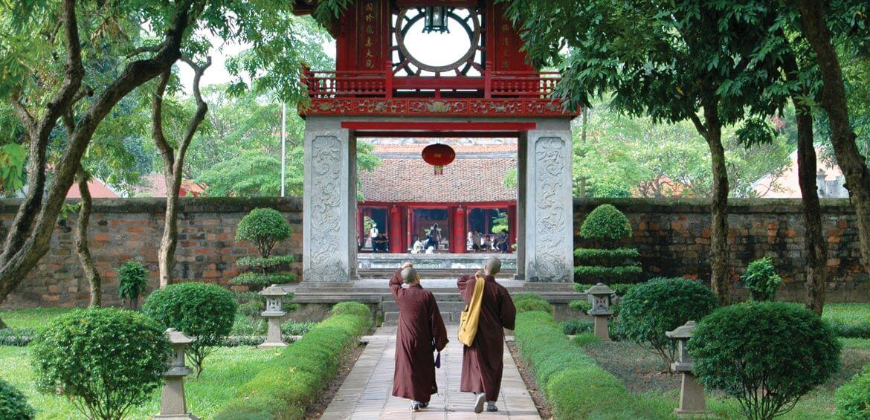 Temples of Hanoi