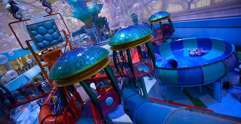Happy Magic Water Cube Water Park