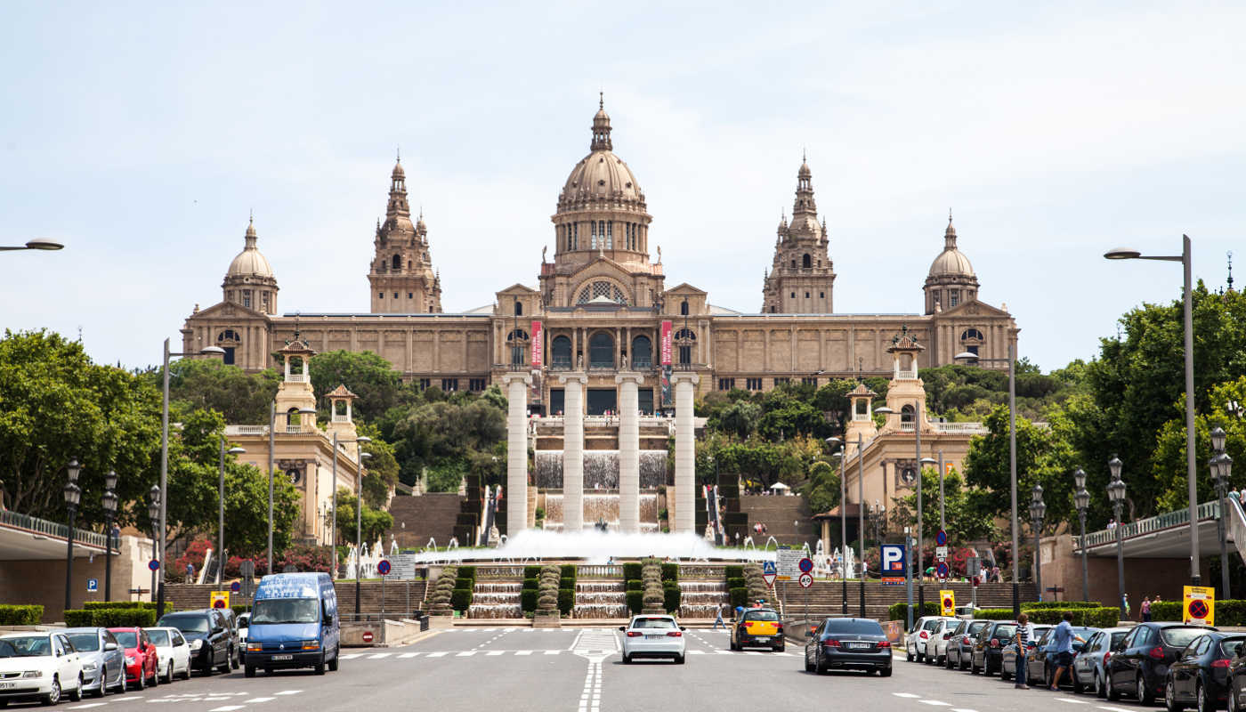 Barcelona with Adventure, Baby!
