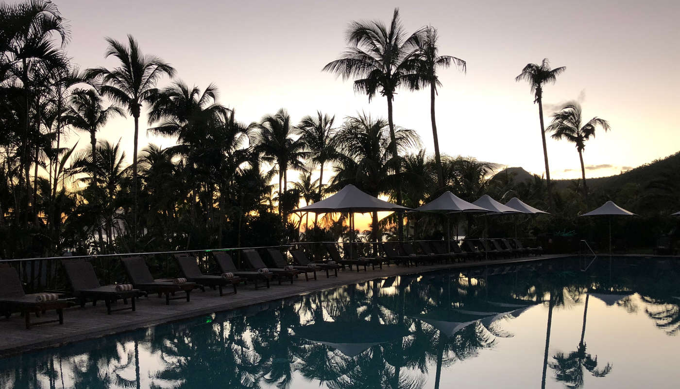 hamilton island pools