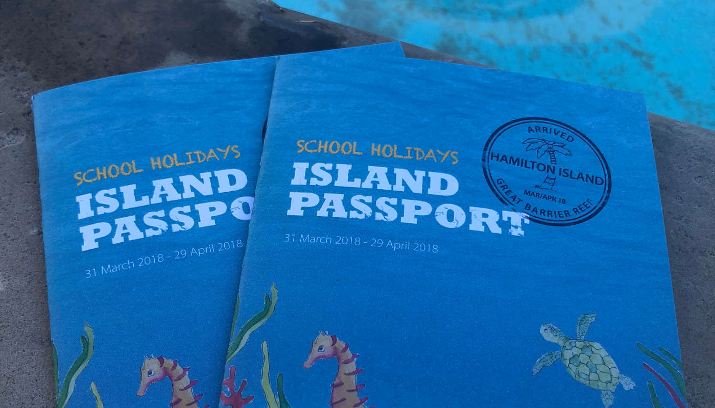 Hamilton island school holiday passport