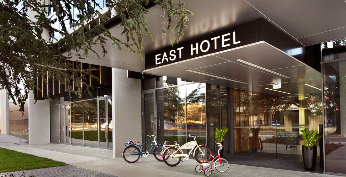 The East Hotel, Canberra
