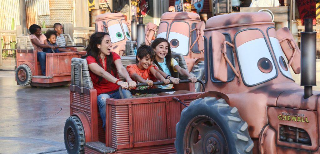 Mater's Junkyard Jamboree © Disney